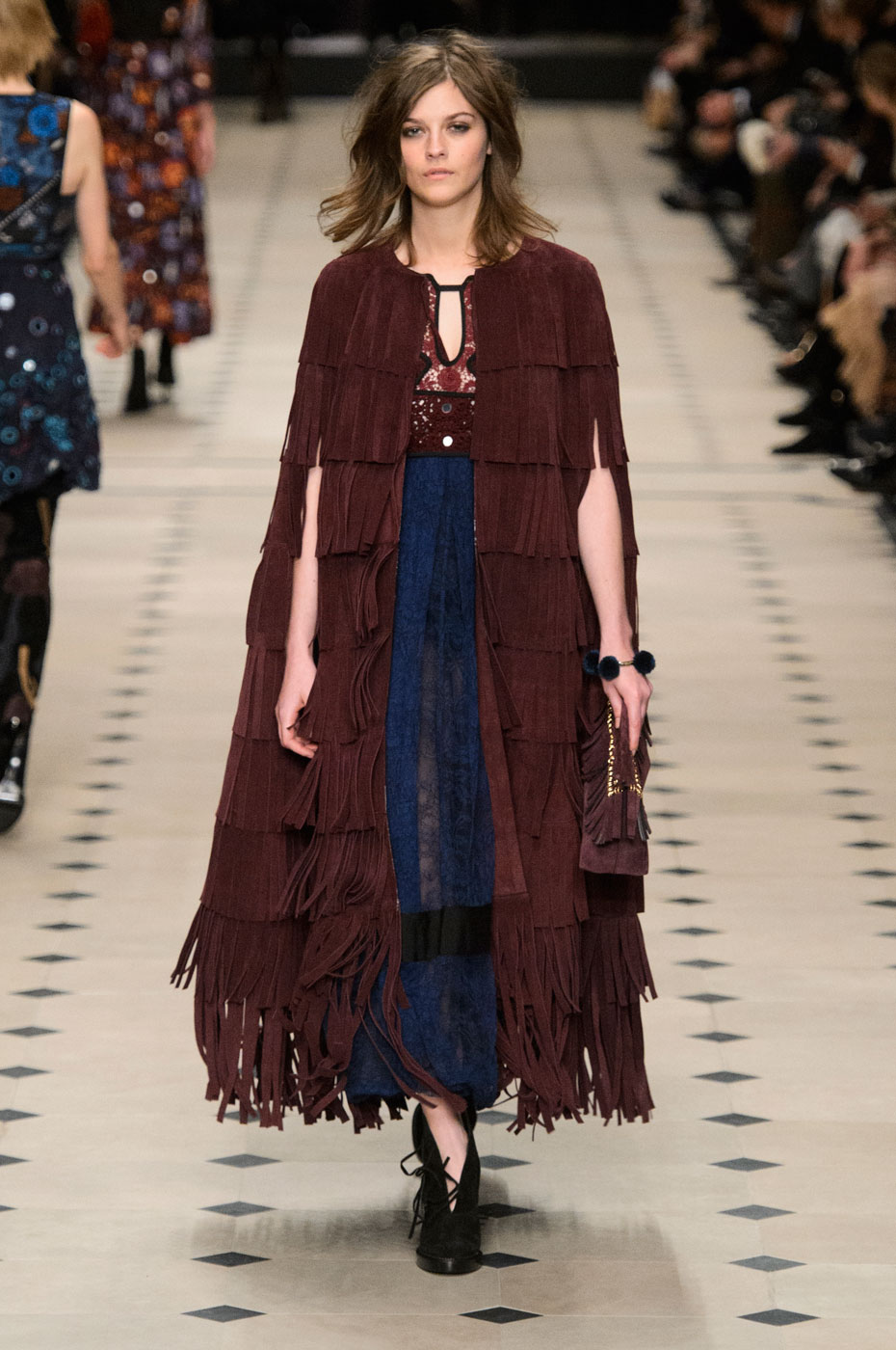 London Fashion Show 2015 Burberry Prorsum Fall