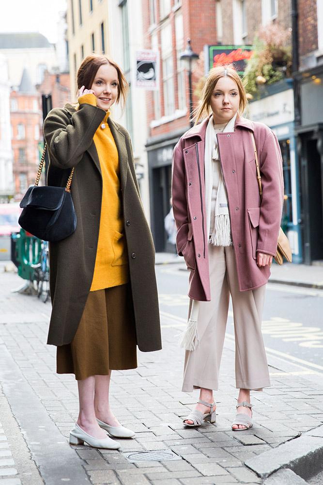 Street Style: London Fashion Week Fall 2016 - theFashionSpot