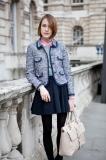 Ella Catliff, fashion blogger La Petite Anglaise