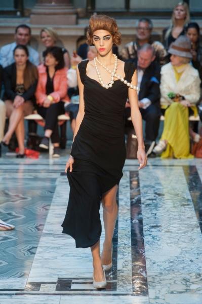 Vivienne Westwood Red Label S/S 2013