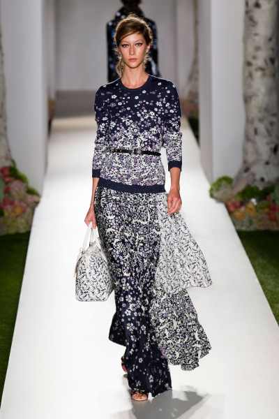 Mulberry S/S 2013