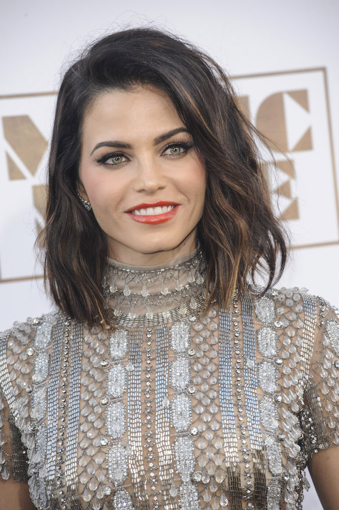 45 gorgeous celebrity lob and long bob haircuts to inspire your jenna dewan tatum urmus Choice Image