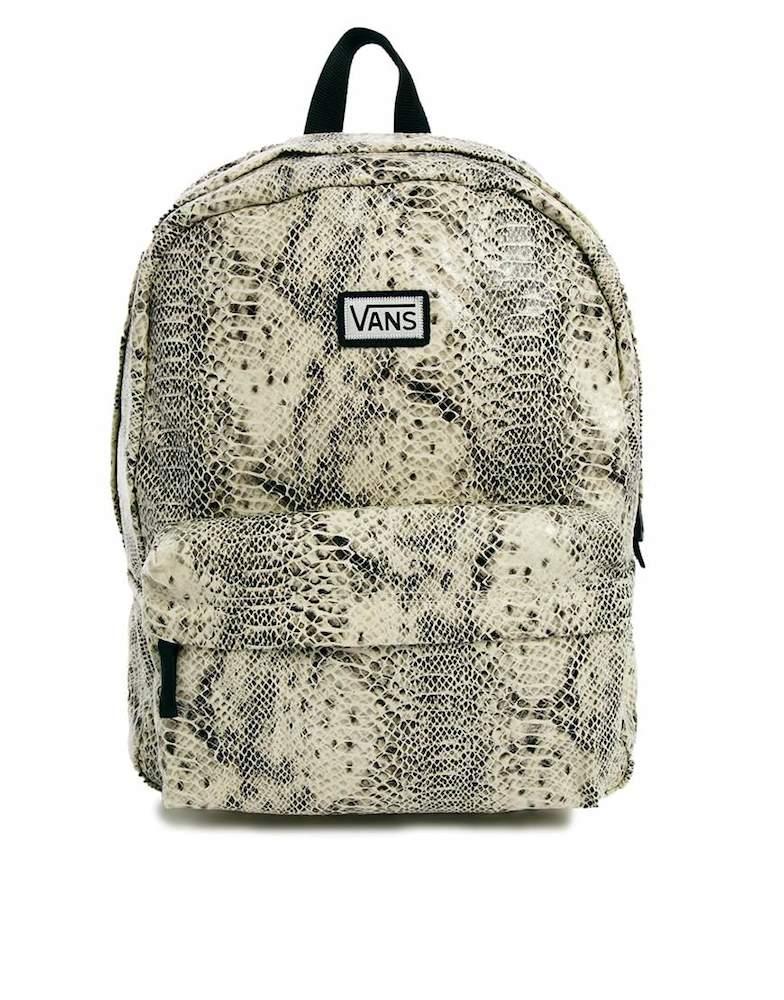 Python Print: The Backpack