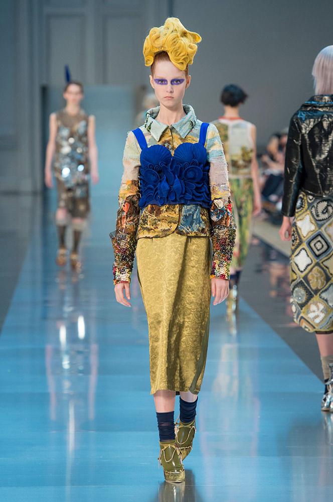 Maison margiela haute couture fall 2015 - Maison de haute couture ...