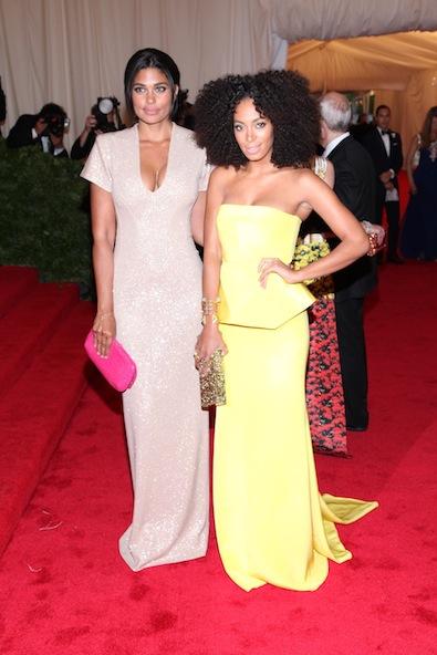 Solange Knowles in Rachel Roy