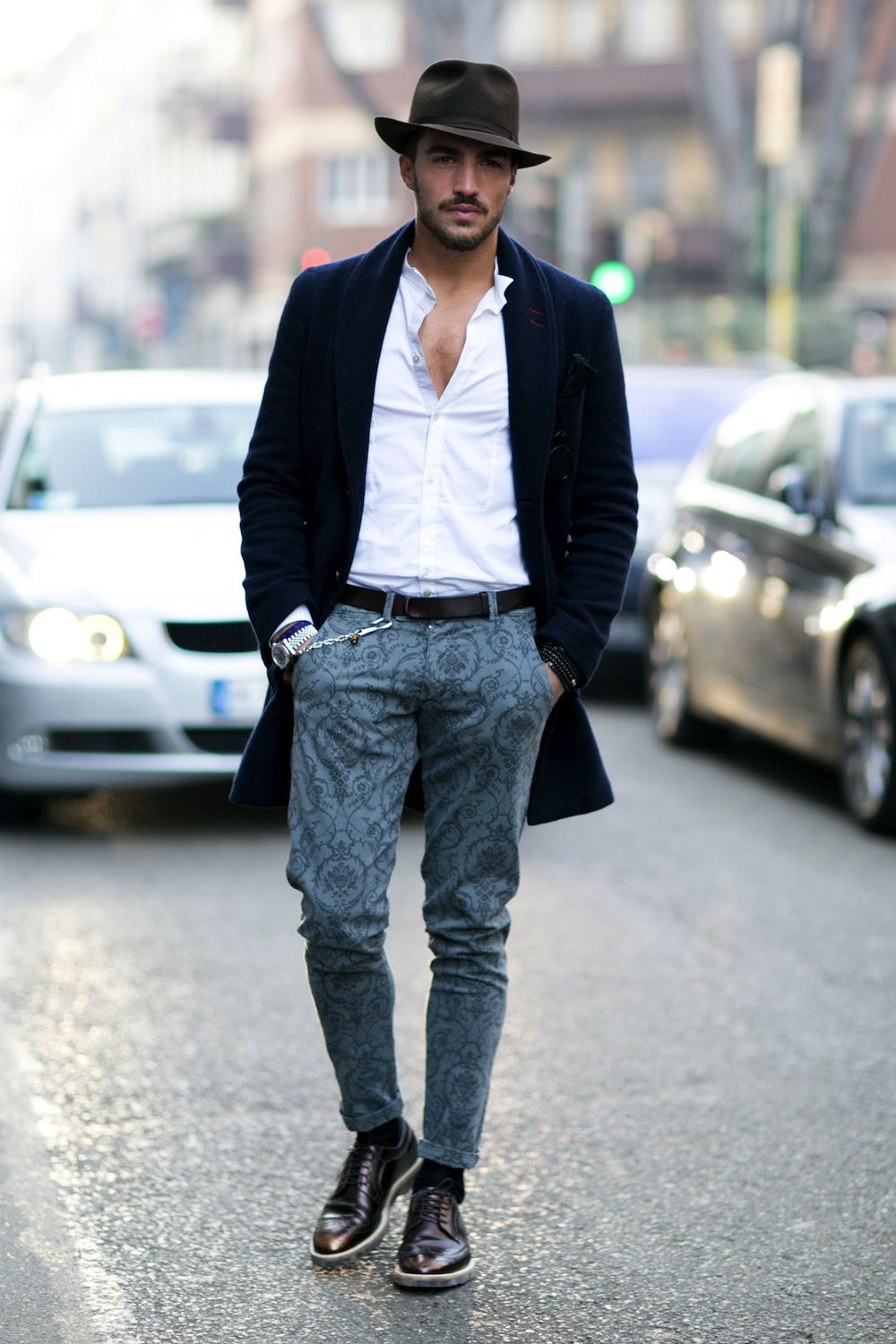 50 Of The Best Street Style Snaps From Milan Mens Fashion
