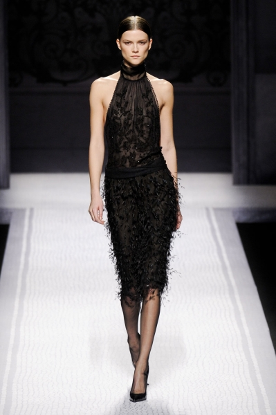 Alberta Ferretti Fall 2012