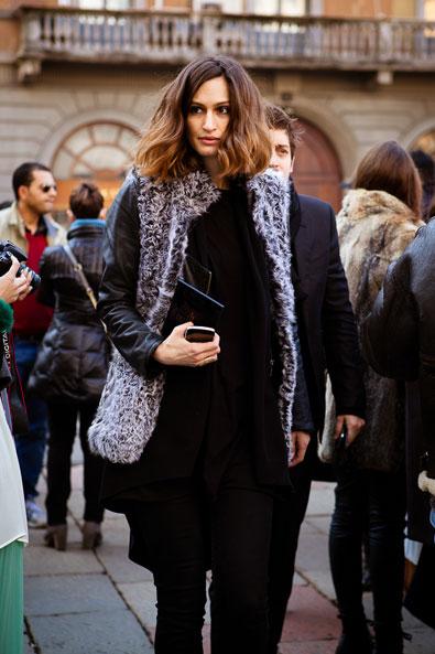 Isabelle Kounture, Fashion Editor of POP MAGAZINE