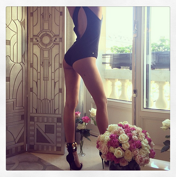 10 of Our Favorite Instagrams from Miranda Kerr ... Miranda Kerr Instagram