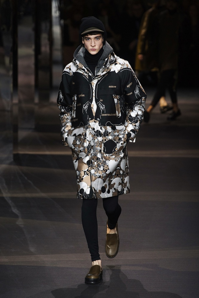 Moncler Gamme Rouge Fall 2014
