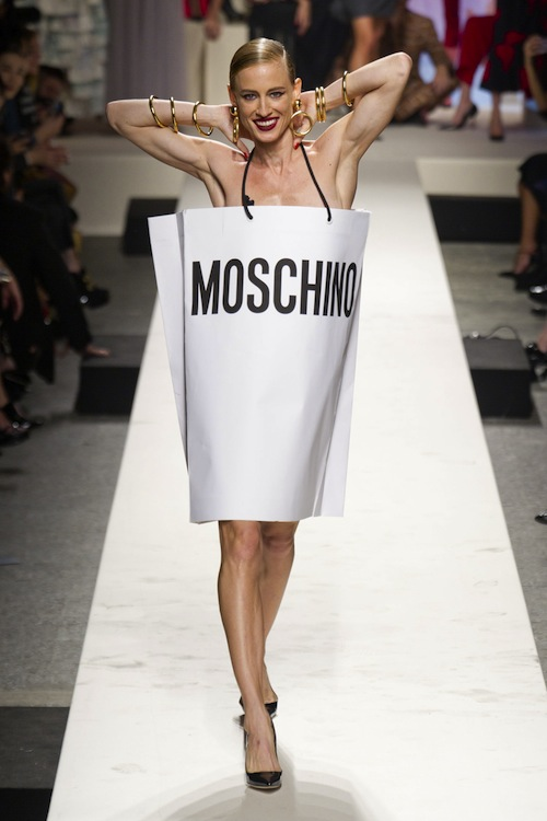 Moschino SS 2014