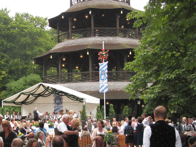 Where to Eat: Traditional Beer Garden