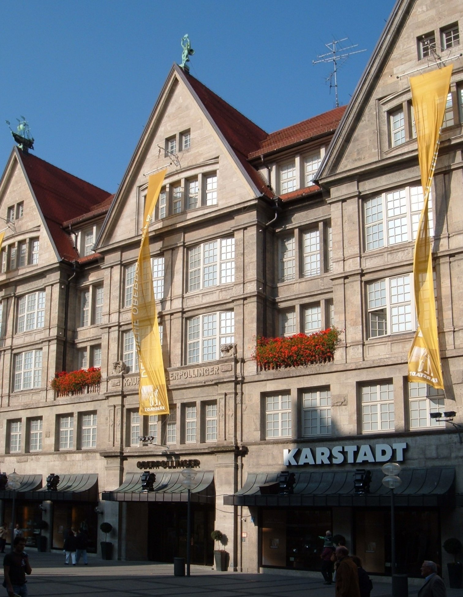 Where to Shop: Oberpollinger