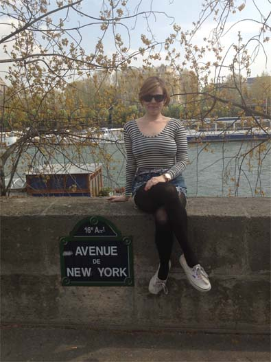 Un Peu de New York à Paris