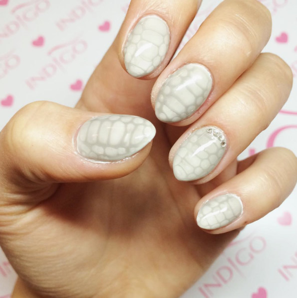 Nail art at home for beginners