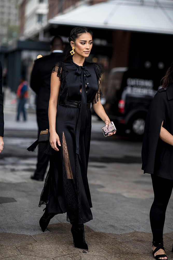 101 best street style looks from new york fashion week Fashion celebrity street style