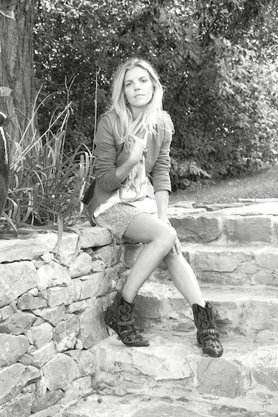 Former Director of ShopBop and Designer Kate's Kartel, Kate Ciepluch