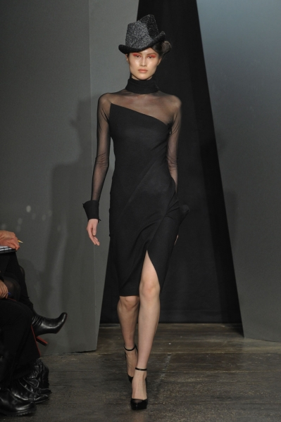 Donna Karan New York Fall 2012