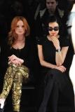 Dita Von Teese and Kaylee DeFer