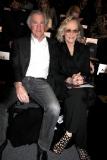 Glenn Close and David Evans Shaw