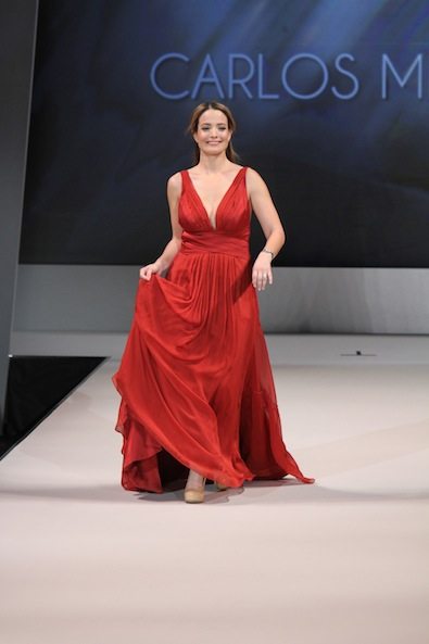 The Heart Truth Red Dress Fashion Show