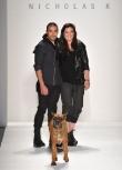 Nicholas K and Dog