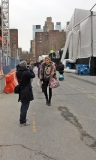 Street style photographer after Tracy Reese