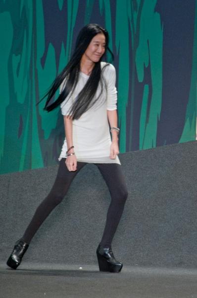Vera Wang S/S 2013
