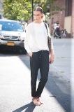 Essential white blouse