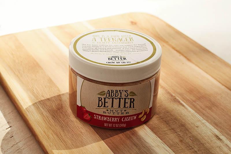 Abby's Better Nut Butter