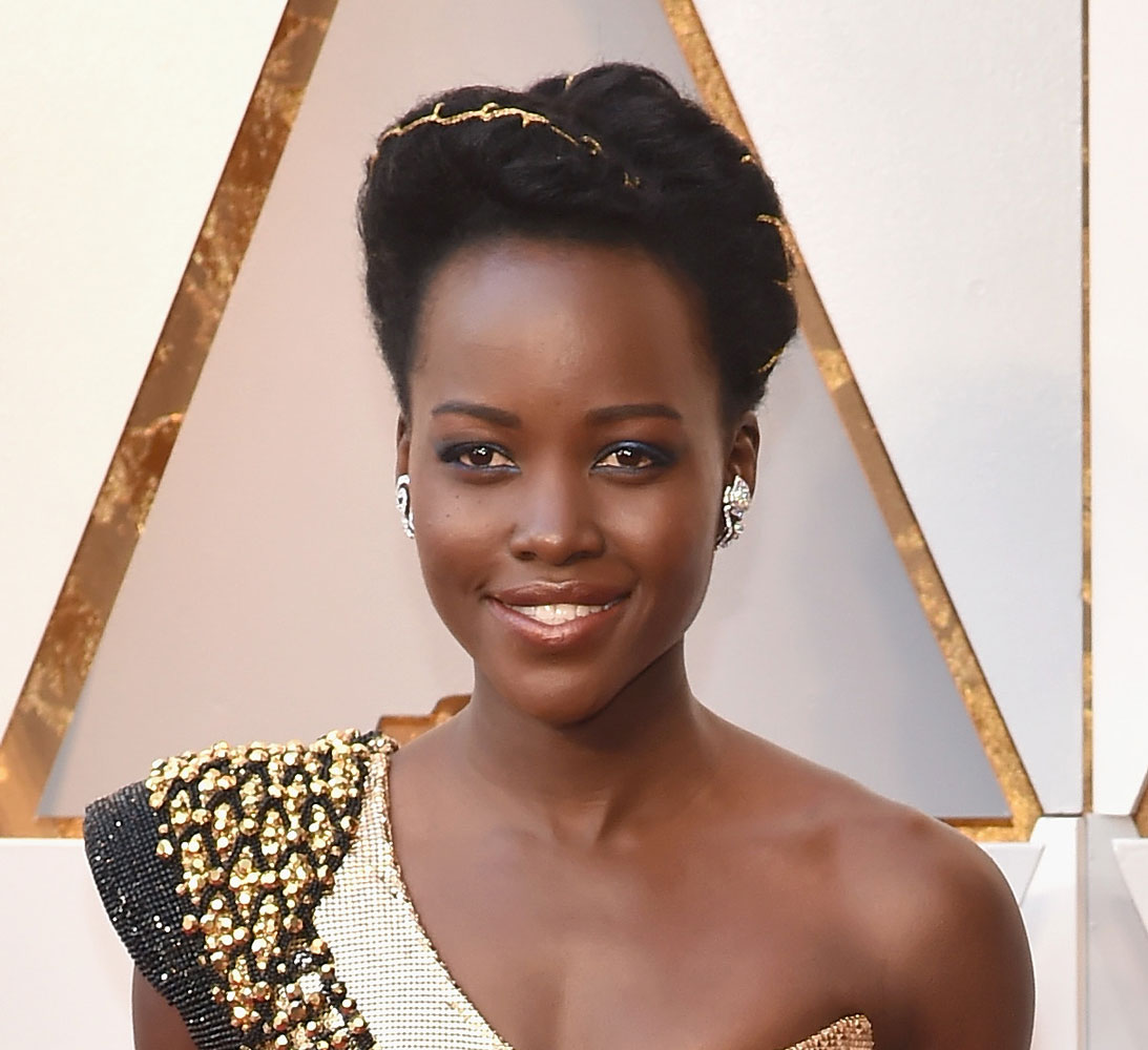 Best: Lupita Nyong'o  The Best (and Worst!) Beauty Looks From the 2018 Oscars lupita oscars