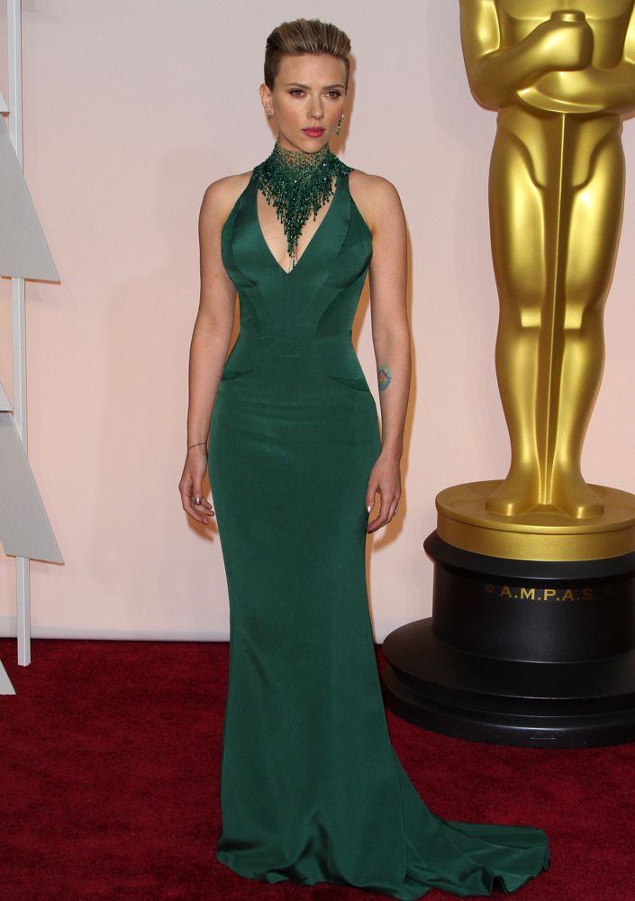 Scarlett Johansson, 2015