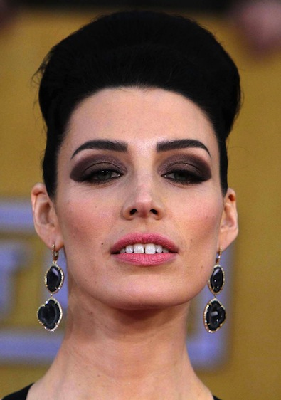 Jessica Pare's SAG Awards Makeup