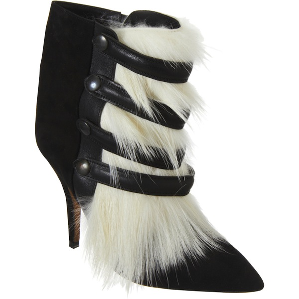 Boots with the Fur