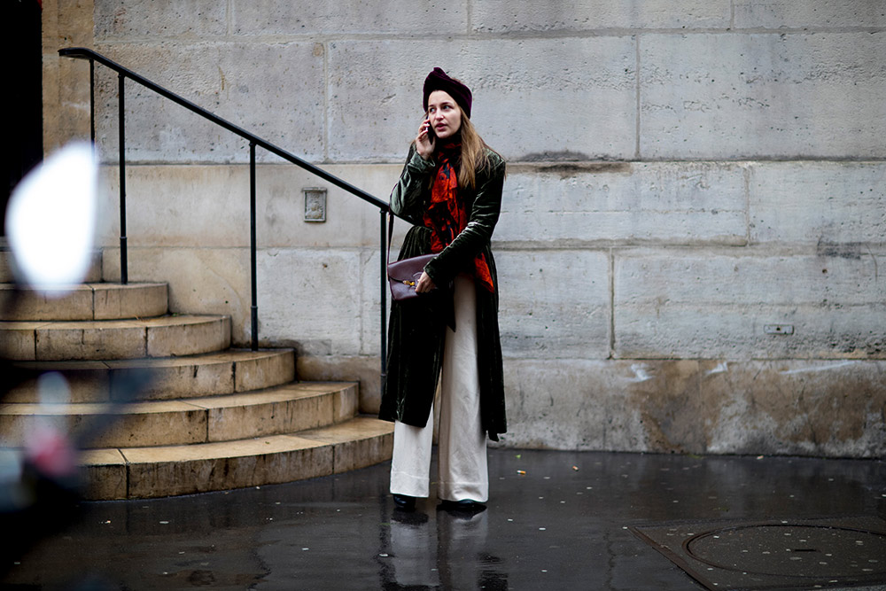 Street Style: How 72 Haute Couture Showgoers Do Winter in Paris