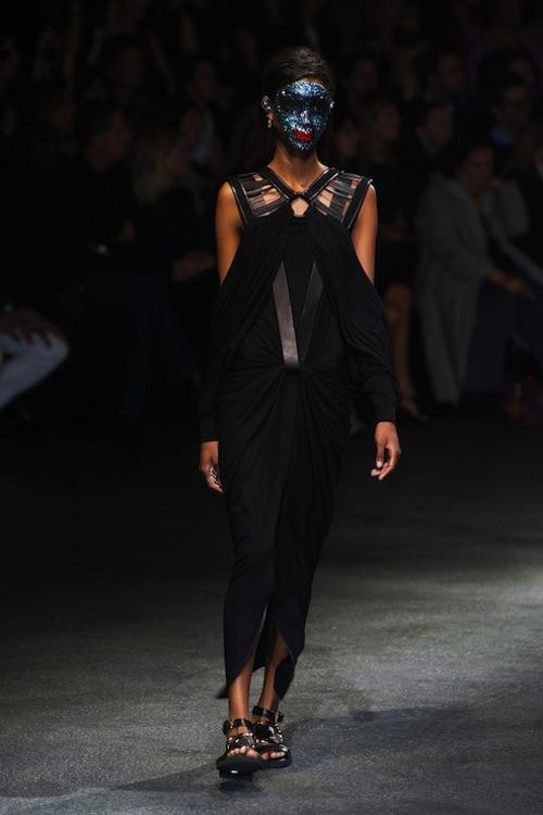 Kimye Make an Appearance at Givenchy