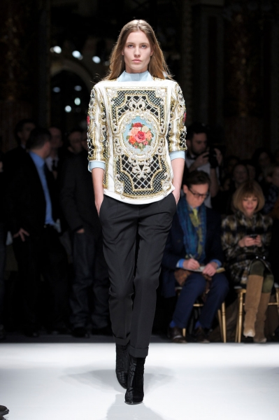 Balmain Fall 2012
