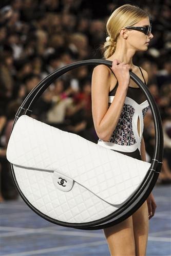 Hula Hoop Handbag