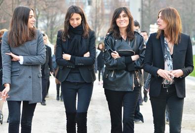French Vogue Team