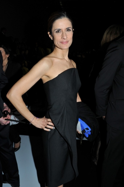 Livia Firth at Armani Prive