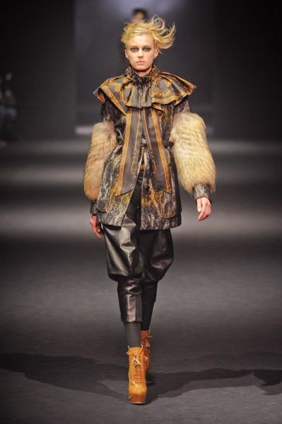 John Galliano Fall 2012