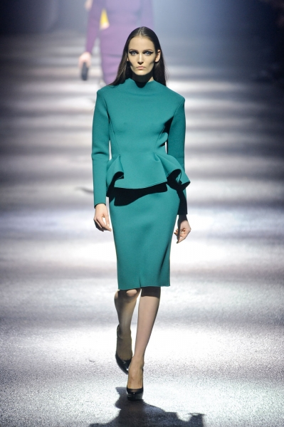 Lanvin Fall 2012