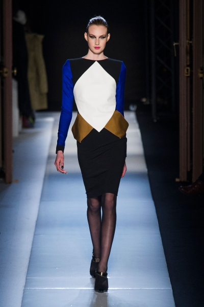 Roland Mouret Fall 2013