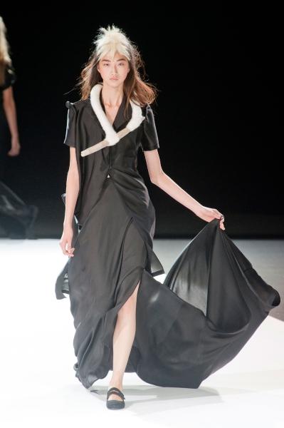 Yohji Yamamoto S/S 2013