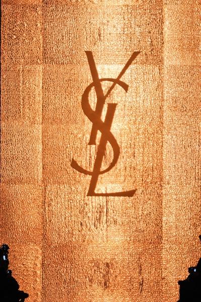 Yves Saint Laurent Fall 2012