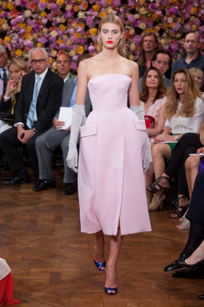 Christian Dior Haute Couture Fall 2012