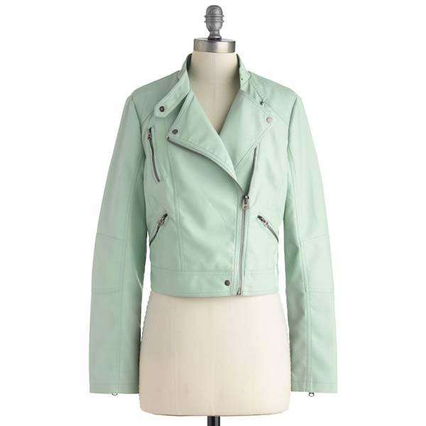 Modcloth Pastel Destinations Jacket