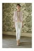 Anthropologie Ruffled Calin Blazer
