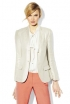 Vince Camuto Two Button Foil Blazer