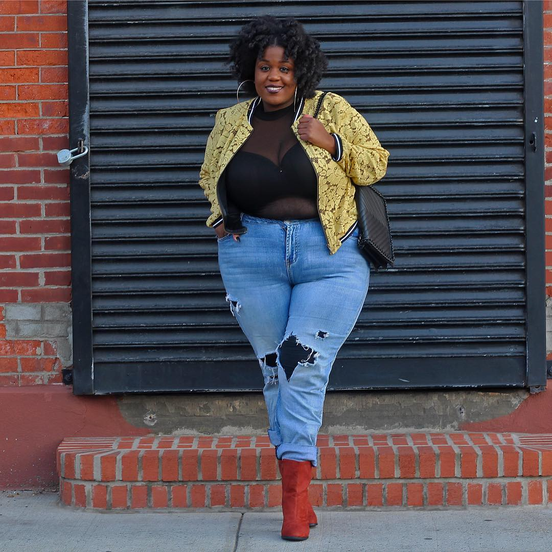 Plus-Size Fashion Bloggers of Color You Need to Know - theFashionSpot